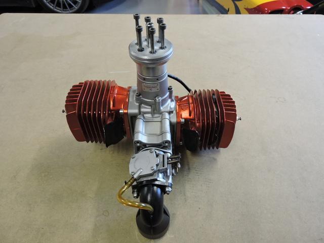Wiesław Chmielewski — Used 3W-170Xi B2 CS engine